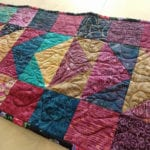 Batik Table Runner III